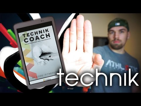 Das perfekte Buch fürs TECHNIK TRAINING! | Technik Coach Ebook Review