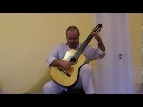 Matteo Carcassi Etude No 6 Op.60