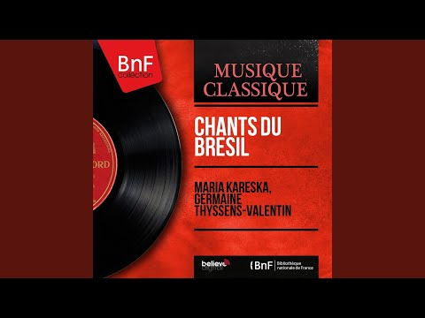 Canções Nordestinas do Folclore Brasileiro: No. 1, Ó Kinimbá