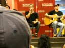"""Candlebox - """"Cover Me"""" live acoustic"""