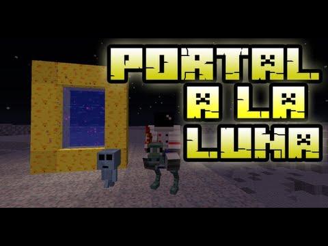 [Tutorial] Minecraft Portal a la luna