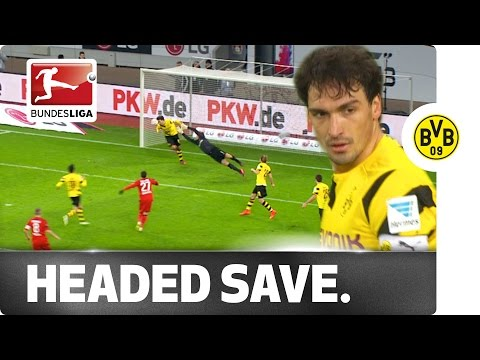 Hummels to the Rescue - Header Off the Line