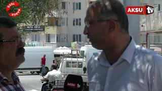 AKSU HABER TV | Orıon Bazaar'da Esnafın Yüzü Gülüyor