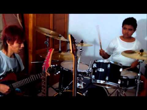 Tendangan Dari Langit Drum Cover( Bareng Murid Ngejam Bareng) video