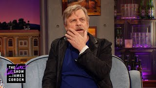 Luke Skywalker Virginity Questions for Mark Hamill