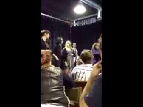 'Sing' Ann Arbor Academy Drama Class 2013