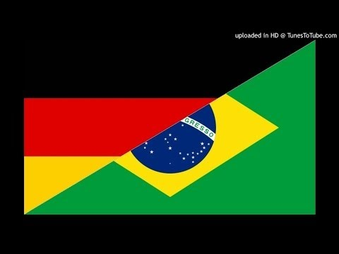 Relato Brazil 1x7 Alemania (Germany) Radio de Brasil / Narração José Silverio - Radio Bandeirantes