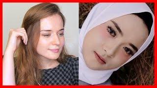 CHRISTIAN GIRLFRIEND REACT TO DEEN ASSALAM Cover by SABYAN