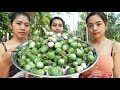Yummy cooking traditional Khmer food recipe - Cooking skill