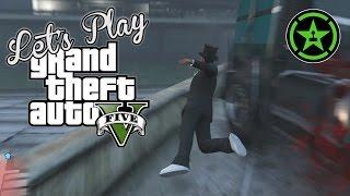 Let's Play - GTA V - 6-way AHasta La Vista Part 1