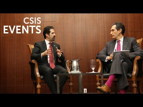Statesmen's Forum: The Kurds, Iraq, and the Challenges Ahead