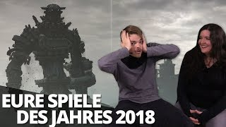 Eure Spiele des Jahres 2018 - Teil 1 - Platz 20 bis 11