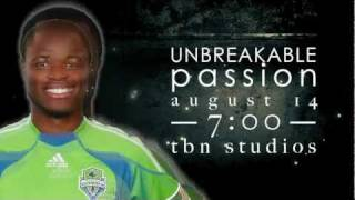 Unbreakable Passion with Steve Zakuani