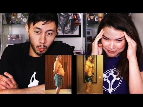 FAT TO FIT | Aamir Khan Body Transformation | Dangal | REACTION!