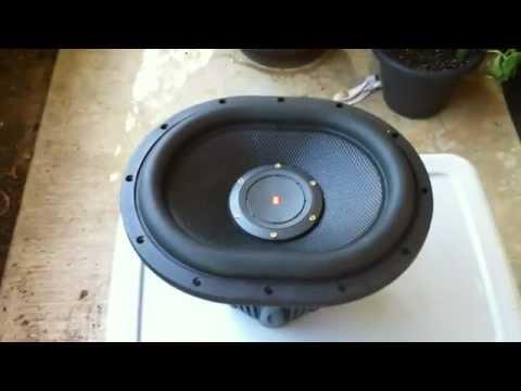 Unboxing Boston Acoustics Spg 555 Subwoofer