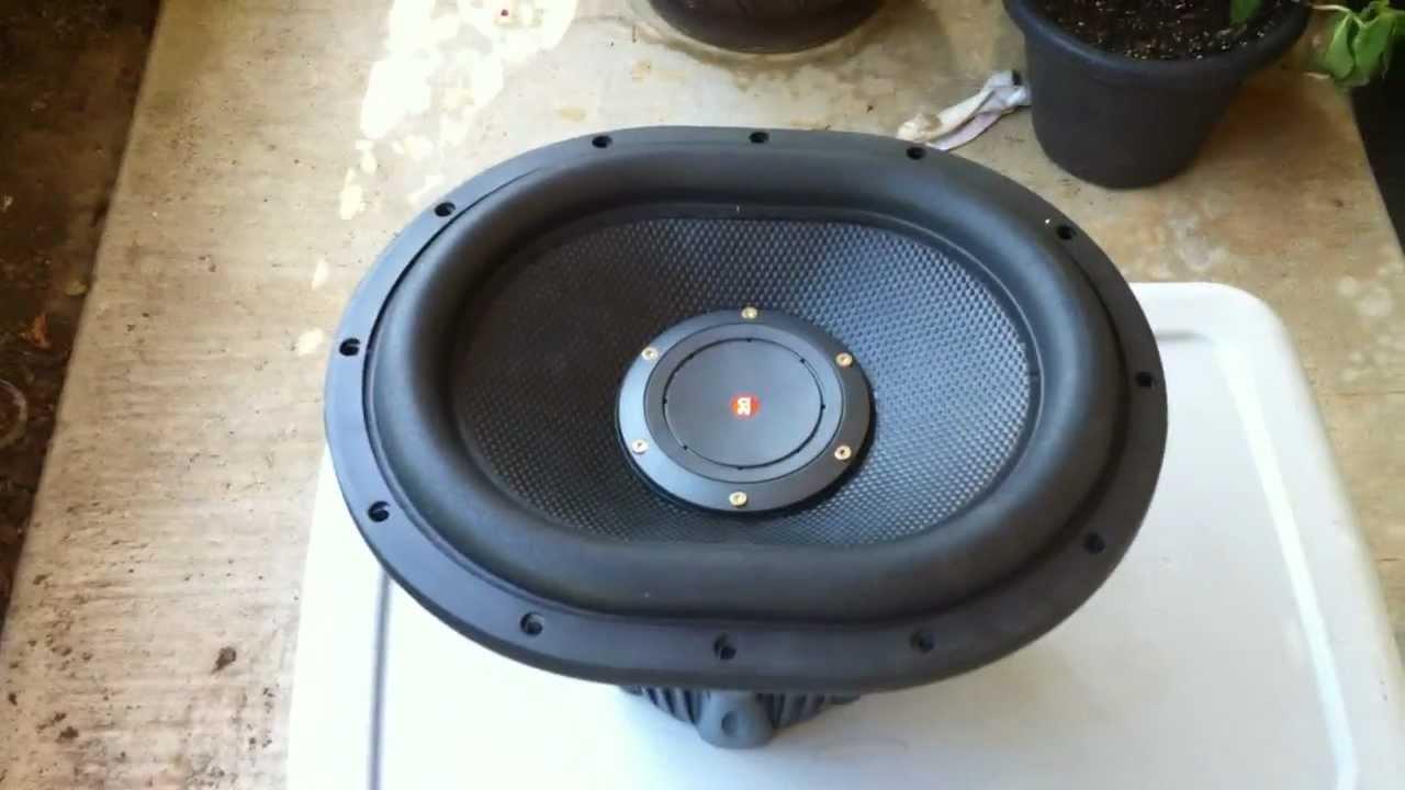 Best Bass X Car Speakers
