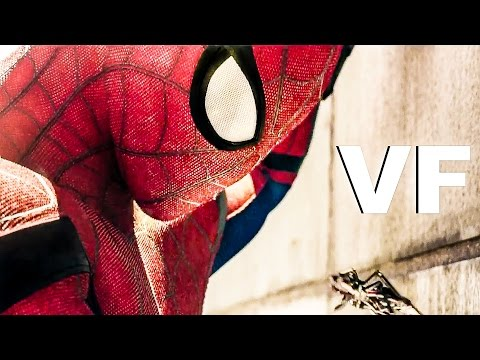 SPIDERMAN HOMECOMING Bande Annonce VF (Nouvelle // 2017) thumbnail