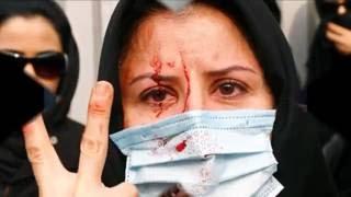 مبارزه ضد خشونت عليه زنان در افغانستان و ايران