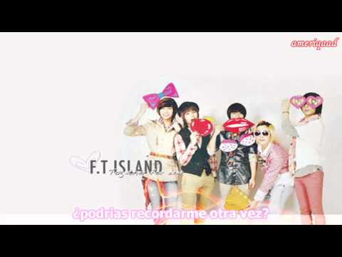 FT Island Even if its not necessary sub español