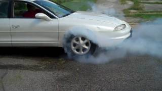 1999 OLDSMOBILE AURORA V8 (THE REAL BURN OUT!)