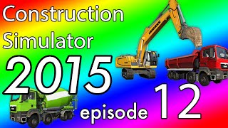 Construction Simulator 2015 - Career Multiplayer - EP:12