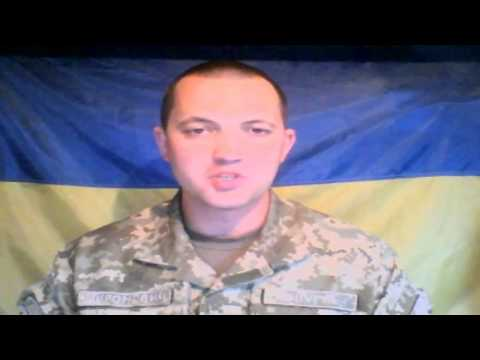 United briefing of ATO and Ministry of Defense speakers. Ukraine Crisis Media Center, 23-06-2015