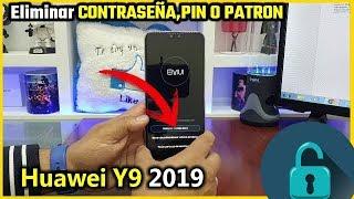 Formatear Huawei Y9 2019
