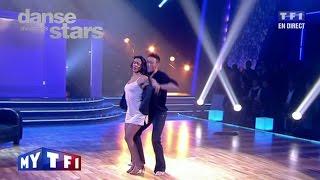 DALS S02 - Une rumba avec Shy'm et Maxime Dereymez sur ''You can leave your hat on'' (Joe Cocker)