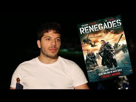 Dimitri Leonidas Talks About His Role In RENEGADES