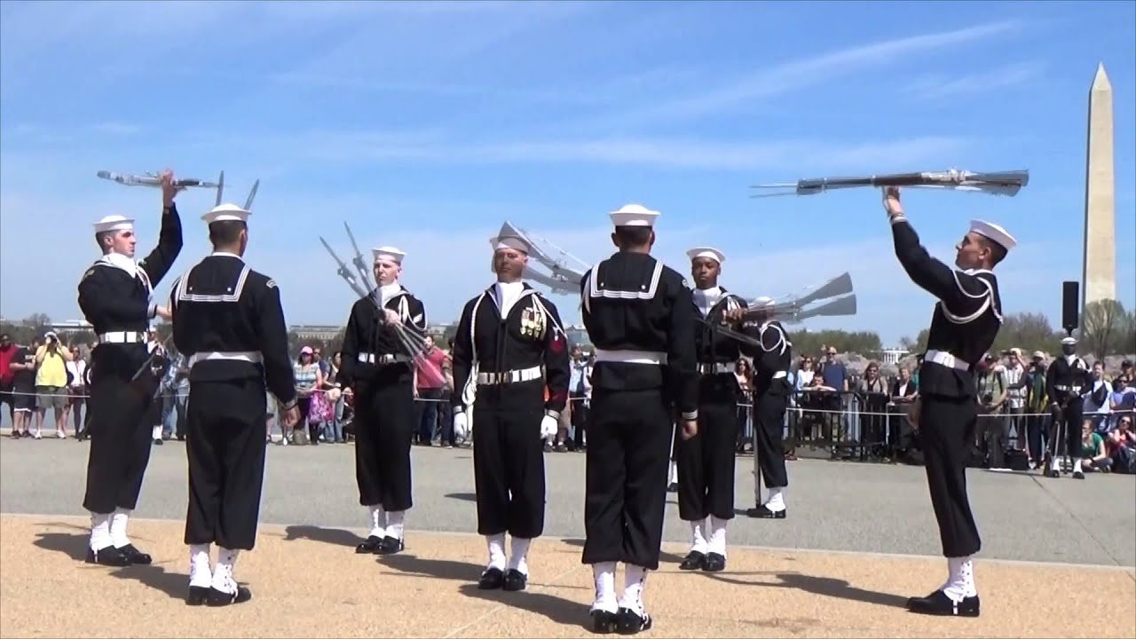 jsdtc 2014 united states navy ceremonial guard drill