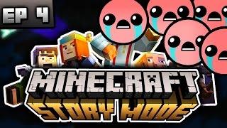 "Minecraft: Story Mode - Episode 4 ""THE SADDEST EPISODE EVER"""