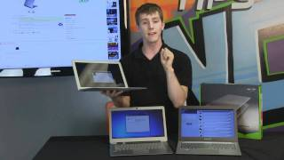 Acer Aspire S3 Ultrabook Showcase & Round Up With Macbook Air & ASUS Zenbook NCIX Tech Tips