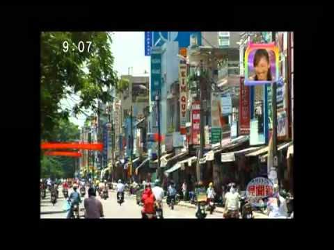 Hue, Vietnam on KTV - Japan