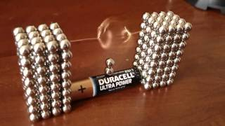 My Buckyballs motor.