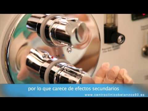 Hidroterapia de colon en el Centro Clínico Betanzos 60