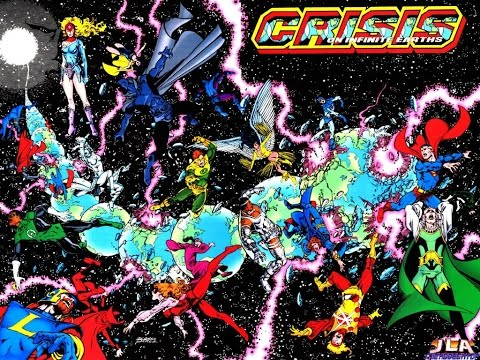 DC Comics Crisis on Infinite Earth's Review Part 1