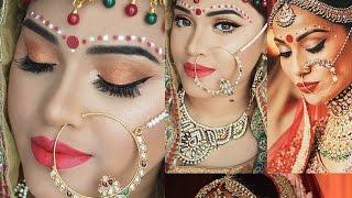 Bipasha Basu Wedding Makeup | Bengali Bridal Makeup | Bengali Traditional Wedding |