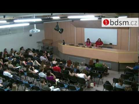 Beseda O Bdsm Sexualitě Na Fhs Uk (2012) video