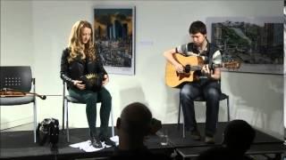 Heartstrings, waltz / Caitlín Nic Gabhann, concertina ; Caoimhín Ó Fearghail, guitar