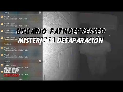 FATNDEPRESSED supuesta desaparición - LA VERDAD |DEEPCENSORED|