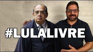 GILMAR avisa direita que prisão de Lula JÁ ERA