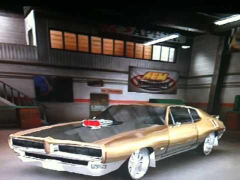 Mis coches del midnight club 3 dub edition