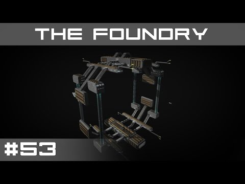 The Foundry   StarMade Station Reviews Ep.53