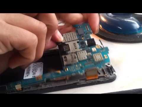 Desmontar Samsung Galaxy Note 1