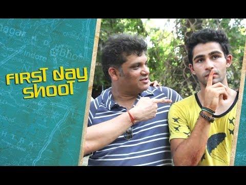 Lekar Hum Deewana Dil | First Day Shoot | Armaan Jain & Deeksha Seth
