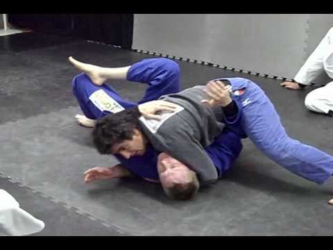 Octavio Couto Jr: 100 Kilo Position (Side Control): Keeping your partner pinned