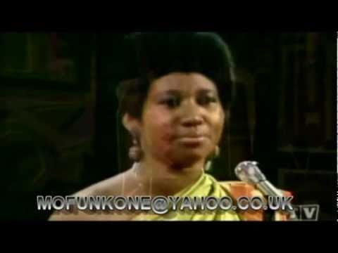 ARETHA FRANKLIN - ROCK STEADY.LIVE TV PERFORMANCE 1971.