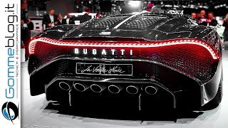 Bugatti La VOITURE NOIRE - $19 Million - WORLD Most EXPENSIVE CAR