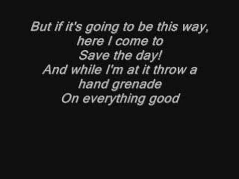 Hedley - Hand Grenade
