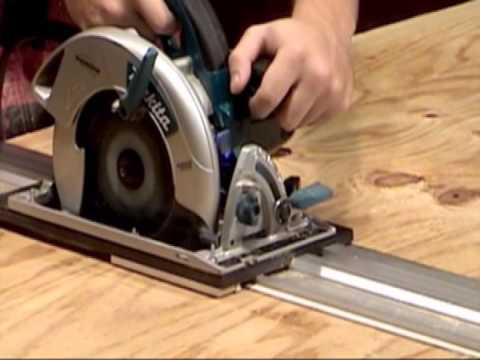 Truetrac Universal Track Saw System Presented By Woodcraft